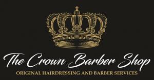 The Crown Barber Shop Logo