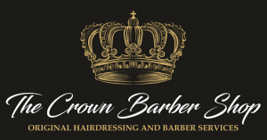 The Crown Barber Shop Logo